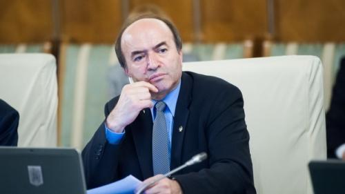 """Ministrul justitiei: """"Toate anchetele trebuie să fie obiective"""""""