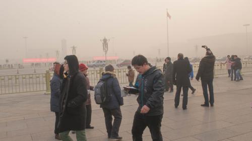 Aerul poluat afectează inteligenţa, potrivit unui nou studiu