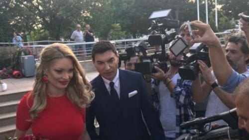 Valentina Pelinel și Cristi Borcea au fost cununați de Florentin Pandele