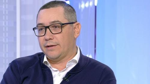 Ponta despre audierea ministrului de Interne: Nu a spus mare lucru;are lucruri grave de ascuns legat de 10 august