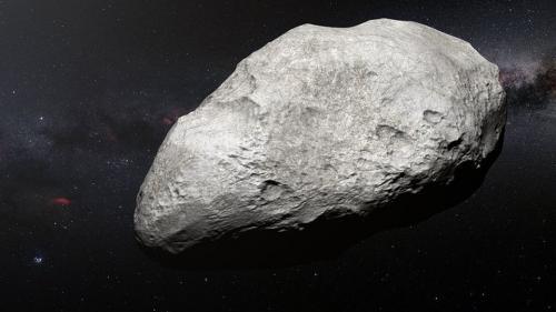 Un vehicul spațial japonez a lansat două rovere miniaturale spre suprafața unui asteroid