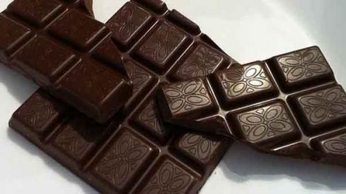 Ciocolată neagră pentru vase de sânge flexibile