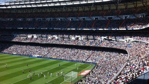 Fotbal: Victorie la limită pentru Real Madrid în Primera Division