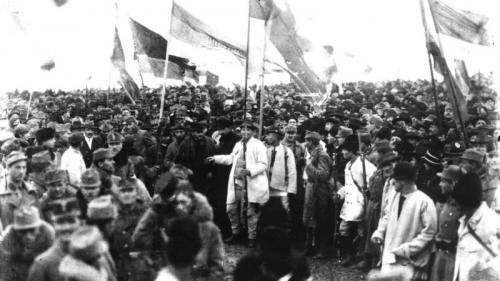 Istoria ilustrată a României  pentru elevii bucureşteni