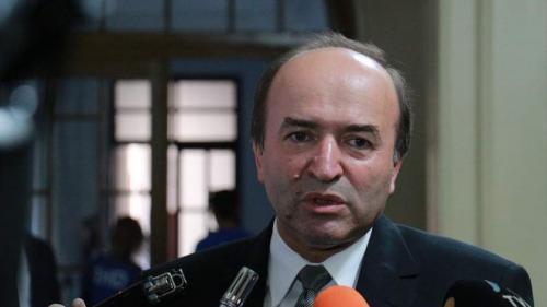 Toader: CSM a transmis MJ situaţia evaluărilor procurorului general