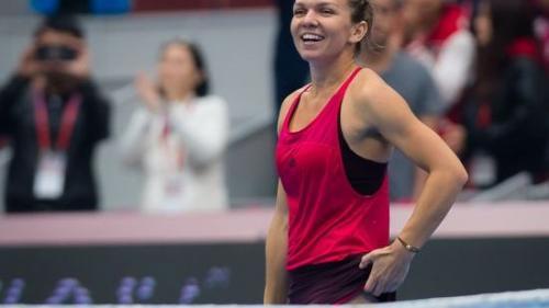 Tenis: Simona Halep a anunţat că va participa la turneul Kremlin Cup de la Moscova