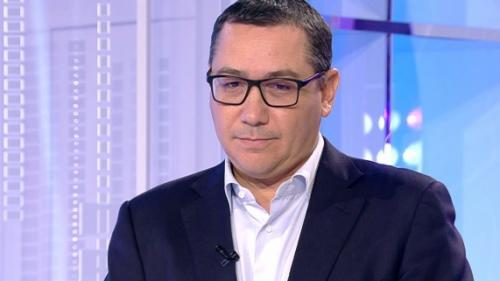 Victor Ponta: PSD va rămâne partidul care a bătut Diaspora şi a gazat oamenii în Piaţa Victoriei