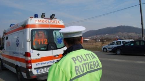 Incident dramatic în Dolj! O femeie a fost accidentată mortal de un utilaj folosit la modernizarea DN 56 Craiova - Calafat