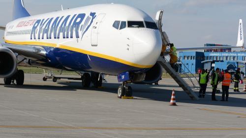Ryanair va anula vineri 190 de zboruri în Europa