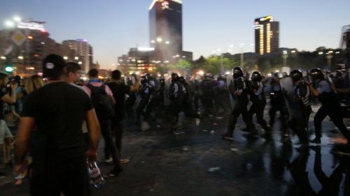 Secretarul de stat Dan Chirică, la Parchetul General în dosarul protestelor
