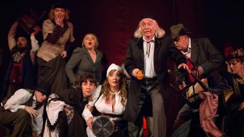 Festivalul Internaţional de Teatru Idiş