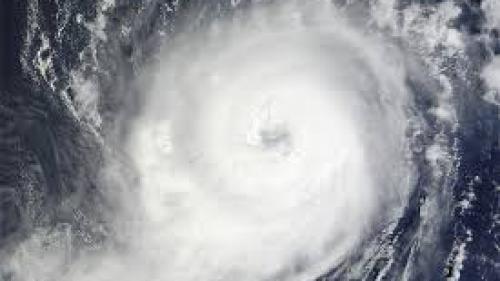 Uraganul Michael devine din ce în ce mai puternic