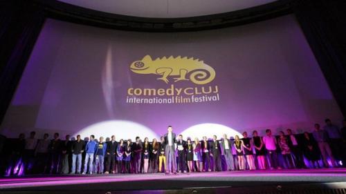 Spectacole de teatru şi de stand-up la Festivalul Cluj Comedy