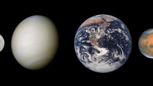 Incredibil! Patru planete gigantice au fost descoperite pe orbita unei stele foarte tinere