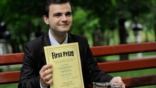 Ionuț Budișteanu, unul dintre cei mai influenți tineri din lume, știe cum va arăta lumea de mâine!