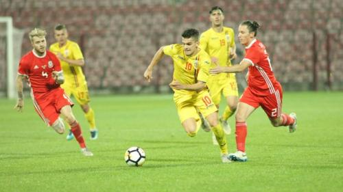 România U21 s-a calificat la EURO 2019