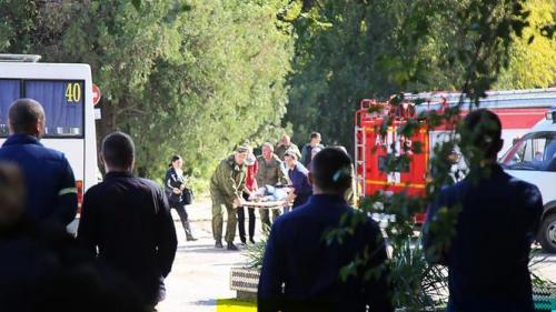Atac la un colegiu din Crimeea: Numărul persoanelor omorâte a ajuns la 20