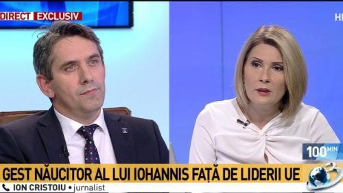 """Schimb dur de replici la Antena 3. """"Dumneavoastră credeți că ne puteți prosti"""""""