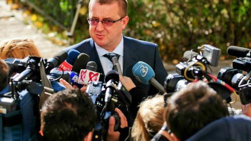 Sorin Blejnar, 6 ani de închisoare. Suma confiscată: 12 milioane lei