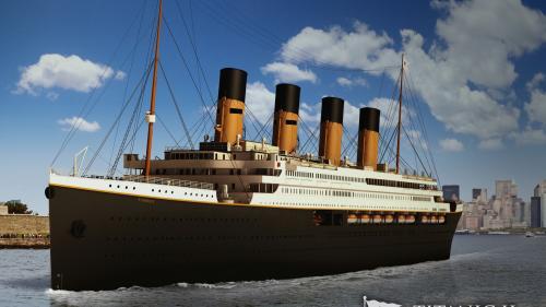 """Titanic II, vaporul care urmează să fie """"indestructibil"""""""