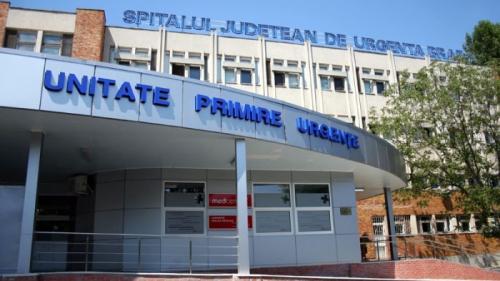 Concurs la Spitalul Județean de Urgență Brăila: 9 posturi de șefi de secție