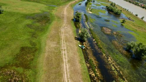 Scandalul Delta Dunării – proprietate privată