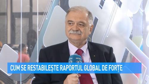 VIDEO Cum se restabilește raportul global de forțe