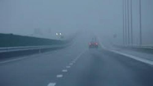 Avertizare ANM. Cod galben de ceaţă densă în Bucureşti, luni dimineaţa