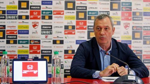 Rednic (Dinamo): Mi-aş fi dorit să câştigăm, FCSB nu şi-a creat nicio ocazie