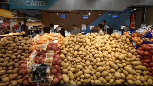 Cartofii s-au scumpit masiv
