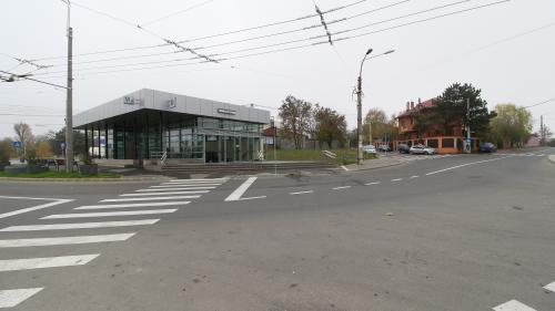 Depoul şi Terminalul Multimodal Străuleşti au fost puse în funcţiune. Tarif de 1 leu pentru o oră de parcare