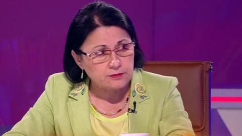 E oficial! Ecaterina Andronescu, nominalizată pentru funcţia de ministru al Educaţiei