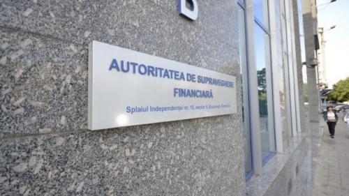 A fost validata NOUA conducere a Autorităţii de Supraveghere Financiară (ASF)