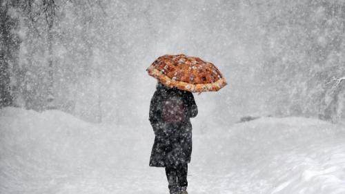 Alertă meteo. Ninsoare aşteptată în Bucureşti