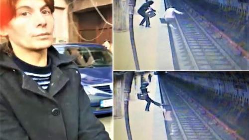 """Incredibil! """"Criminala de la metrou"""" solicită magistraților schimbarea pedepsei"""