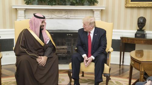 Donald Trump crede că prințul moștenitor saudit nu are nicio legătură cu asasinarea jurnalistului Khashoggi