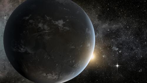 O Super-Terra înghețată a fost descoperită la doar șase ani lumină distanță