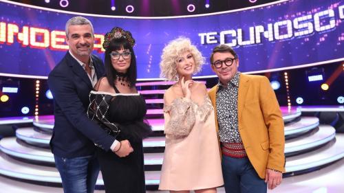 """Marina Voica, Alex Velea, Constantin Enceanu, Fuego cântă alături de concurenți,  la """"Te cunosc de undeva!"""""""