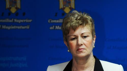 Livia Stanciu dă vina pe Parlament pentru că ani de zile ÎCCJ a constituit nelegal completurile de 5
