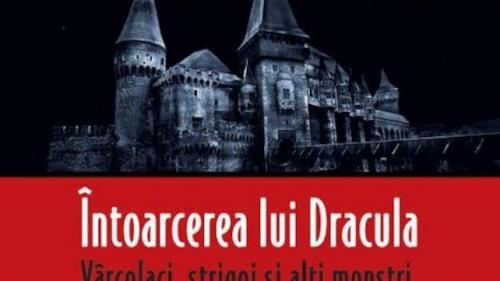 """Miercuri, 5 decembrie, exclusiv cu Jurnalul.""""Întoarcerea lui Dracula: Vârcolaci, strigoi și alți monștri atestaţi în România"""""""