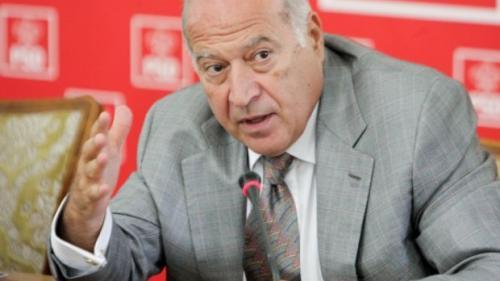 Profesorul Dan Voiculescu, îndemn pentru aderarea la Schengen