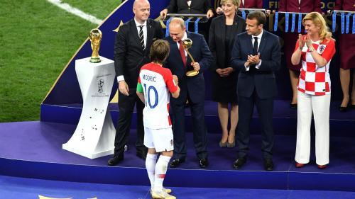 Antrenorul lui Real Madrid îl laudă pe Luka Modric după ce a câștigat Balonul de Aur