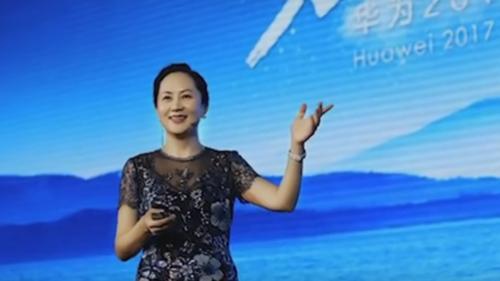 China cere Canadei eliberarea directorului financiar al Huawei