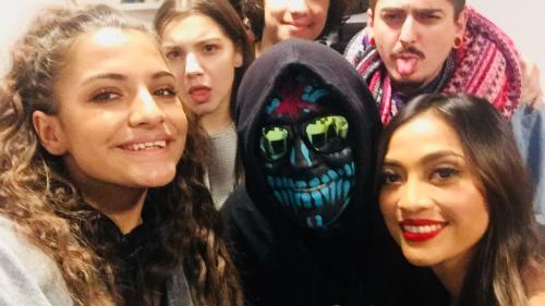 """Emoții duble pentru Bella Santiago, înainte de prima gală din acest sezon:  Prima nuntă din casa """"X Factor""""!"""