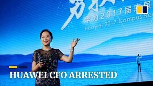 SCANDAL CHINA-SUA: Fiica fondatorului companiei Huawei, arestată în Canada la cererea Statelor Unite