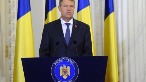 ALERTĂ Președintele Klaus Iohannis face declarații la ora 13