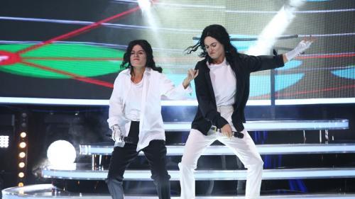 """Concurenții de la """"Te cunosc de undeva!"""" se transformă în Michael Jackson,  într-o gală dedicată Regelui muzicii pop"""