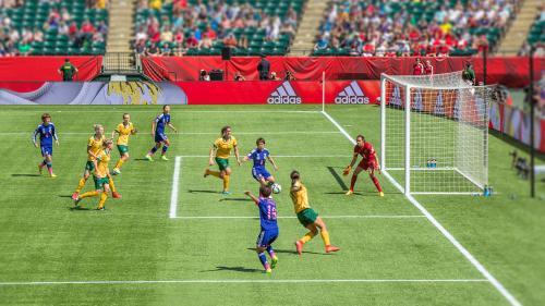 Lumea arată un interes extraordinar pentru Cupa Mondială feminină. 173.000 de bilete s-au vândut deja!