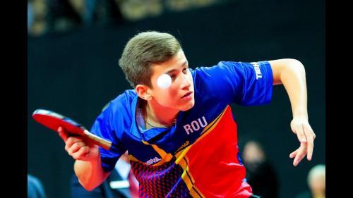 Un român, singurul european medaliat Campionatele Mondiale de tenis de masă pentru juniori