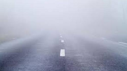 Atenţie şoferi! Cod galben de ceaţă în zona Dobrogei, luni după-amiază